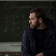 Una scena del dramma Loveless (2017) di Andrey Zvyagintsev