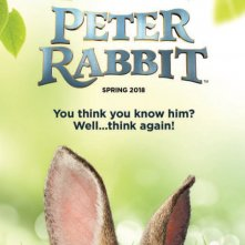 Peter Rabbit: il teaser poster