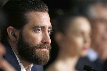 Cannes 2007: Jake Gyllenhaal durante la conferenza stampa per Okja