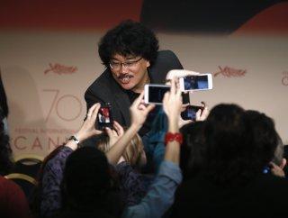 Cannes 2007:  la conferenza stampa per Okja