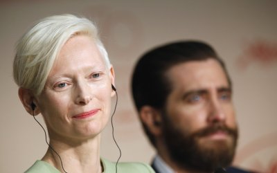 """Tilda Swinton su Okja: """"Netflix ha iniziato un processo evolutivo, ma c'è spazio per tutti"""""""