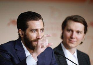 Cannes 2007:  Jake Gyllenhaal in un'immagine della conferenza stampa per Okja