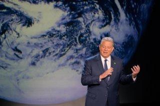 Una scomoda verità 2: Al Gore in una scena del film