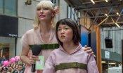 """Okja: Tilda Swinton su Pedro Almodovar """"Non siamo qui per ricevere premi, ma per far vedere il film"""""""