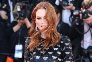 Cannes 2017: Julianne Moore sul red carpet di Okja