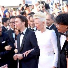 Cannes 2017: Il cast arriva sul red carpet di Okja