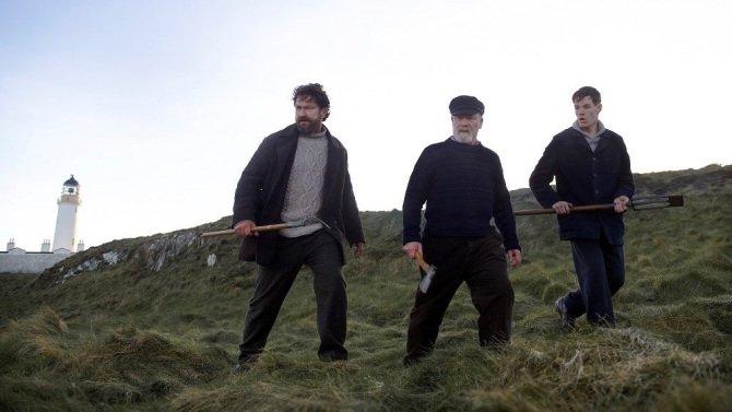 Keepers: Gerad Butler in una foto del film
