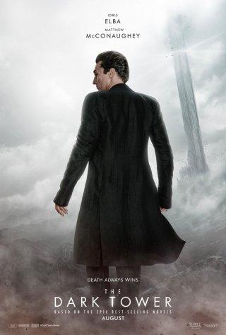 The Dark Tower: il poster del film con Matthew McConaughey