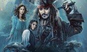 """Pirati dei Caraibi, Jerry Bruckheimer: """"Se Depp vuole realizzare un sesto film si farà"""""""