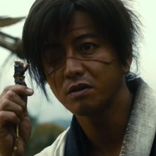 Blade of the Immortal: Takuya Kimura in una scena