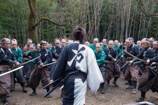 Blade of the Immortal: Un'immagine del film di Takashi Miike