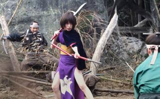 Blade of the Immortal: Una scena del film di Miike