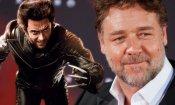 """X-Men, Russell Crowe: """"Ho rifiutato il ruolo di Wolverine per colpa di un lupo"""""""