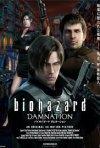 Locandina di Resident Evil: Damnation
