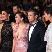 Cannes 2017: il cast sul red carpet per Wind River