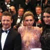 Cannes 2017: Jeremy Renner e Elisabeth Olsen per un red carpet da supereroi