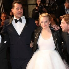 Cannes 2017: il cast davanti ai fotografi sul red carpet di The Square