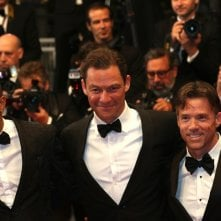 Cannes 2017: i membri del cast sul red carpet di The Square