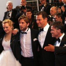 Cannes 2017: il cast sul red carpet di The Square