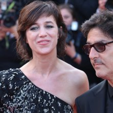 Cannes 2017: Charlotte Gainsbourg sul red carpet di The Meyerowitz Stories