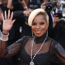 Cannes 2017: Mary J. Blige sul red carpet di The Meyerowitz Stories
