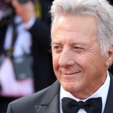 Cannes 2017: un sorridente Dustin Hoffman sul red carpet di The Meyerowitz Stories