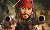 Pirati dei Caraibi 5: Johnny Depp ha rifiutato l'idea di un nemico al femminile nel film!