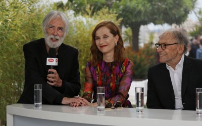 Happy End: la crisi dei migranti secondo Michael Haneke e Isabelle Huppert