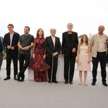 Cannes 2017: il cast di Happy End al completo