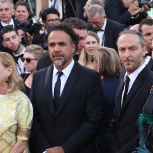 Cannes 2017: Emmanuel Lubezki e Alejandro González Iñárritu sul red carpet di The Killing of a Sacred Deer