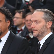 Cannes 2017: Alejandro González e Emmanuel Lubezki Iñárritu  sul red carpet di The Killing of a Sacred Deer