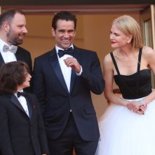 Cannes 2017: Colin Farrel e Nicole Kidman sul red carpet di The Killing of a Sacred Deer