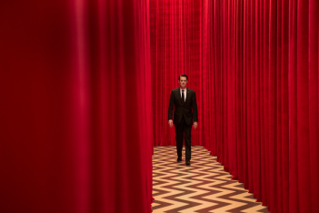 Twin Peaks 3: Kyle MacLachlan nella Black Lodge