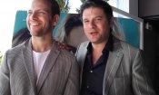 """Castellitto e Alessandro Borghi a Cannes: """"Con Fortunata torniamo a parlare di periferia come Pasolini"""""""