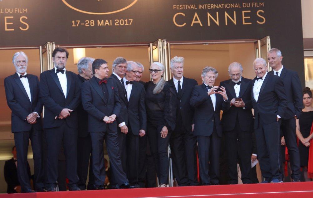 Cannes 2017: Lynch, Polansky, Haneke sul red carpet per il settantesimo anno della manifestazione