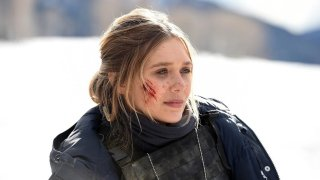 Elizabeth Olsen in Wind River