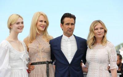 """L'inganno: Colin Farrell """"solo"""" a Cannes alle prese con Sofia Coppola, Nicole Kidman e Kirsten Dunst"""