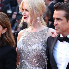 Cannes 2017: Colin Farrel, Nicole Kidman e Sofia Coppola sul red carpet de L'inganno