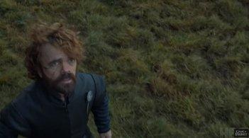 Il Trono di Spade 7: Peter Dinklate in una scena del trailer