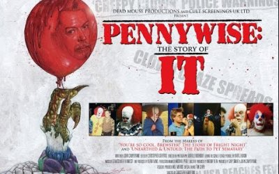 Pennywise: The story of IT campaign