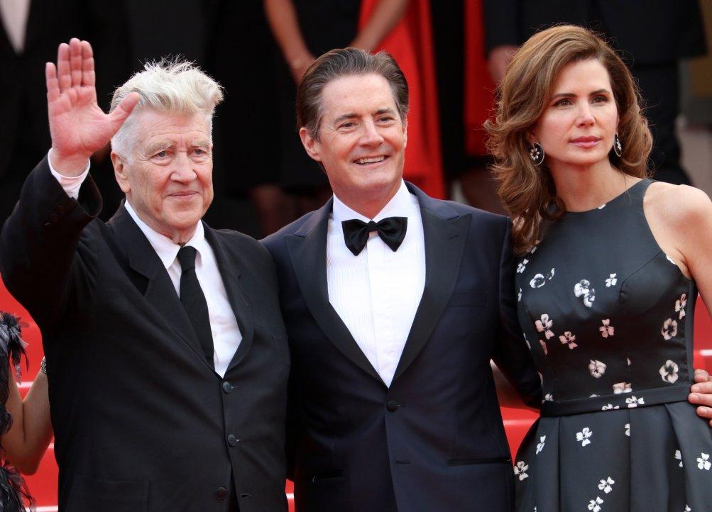 Cannes 2017: Kyle MacLachlan insieme a David Lynch sul red carpet di Twin Peaks
