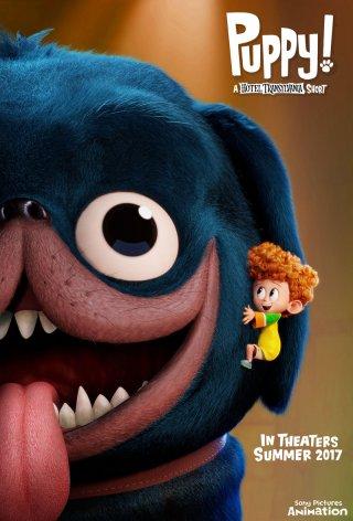 Puppy: il poster del nuovo corto di Hotel Transylvania