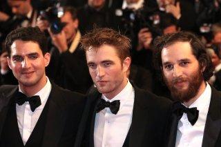 Cannes 2017: Robert Pattinson in uno scatto sul red carpet di Good Time