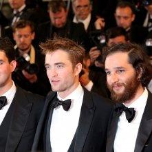 Cannes 2017: Robert Pattinson e i registi sul red carpet di Good Time
