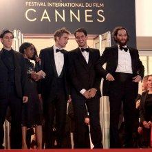 Cannes 2017: il cast sul red carpet di Good Time
