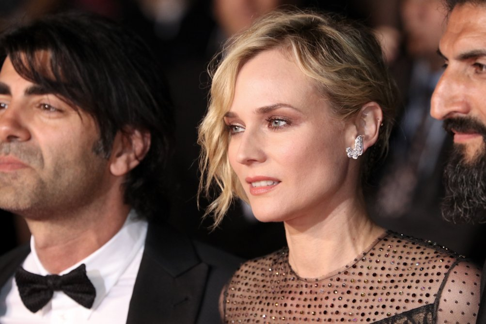 Cannes 2017: Diane Kruger sul red carpet di In the Fade