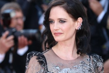 Cannes 2017: Eva Green sul red carpet di Based on a True Story