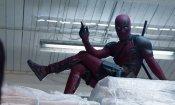 Deadpool: scene piccanti ed errori nell'esilarante gag reel del film