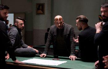 Gomorra la serie, stagione 3: Marco D'Amore sul set