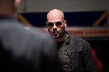 Gomorra 3: Marco D'Amore in una foto ufficiale dal set